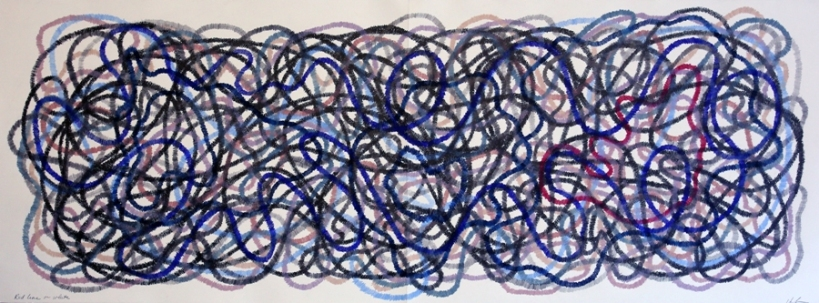 red-line-on-white-2014-22-in-h-x-60-in-w-white-pigmented-pen-colored-pencil-on-rag-paper-wp