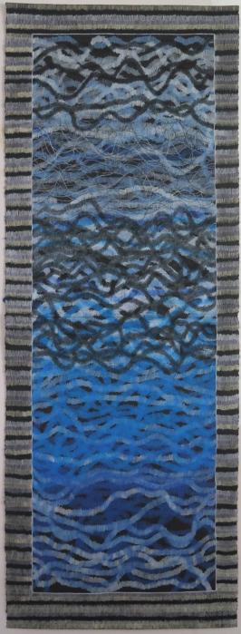 Blue Waves #1