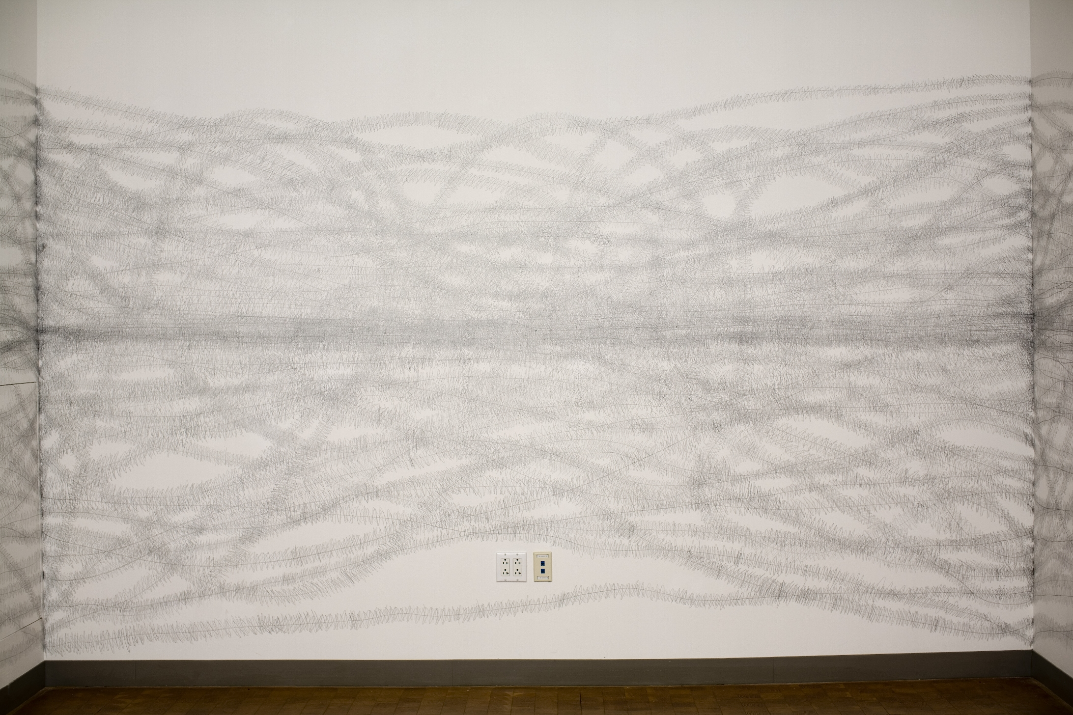 Wall Drawing- Smith (end wall) 08-9