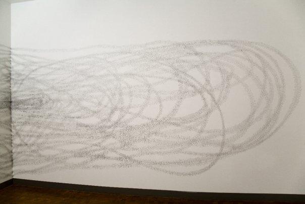 Wall Drawing-Smith (right wall) 08-9